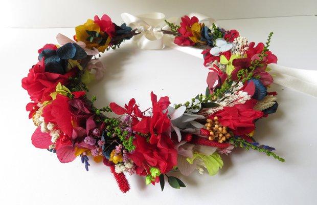 Ramo de flores: El Taller de Bagatela