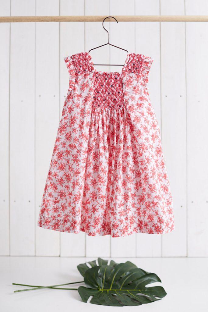 Rebajas en moda infantil vestido