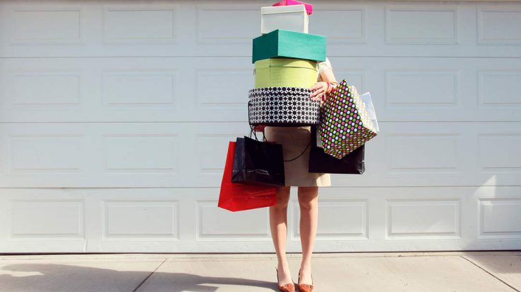 Rebajas de verano shopping