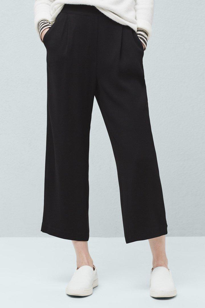 Pantalón de MANGO culotte de rebajas