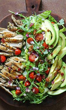 Grandes platos, recetas sencillas