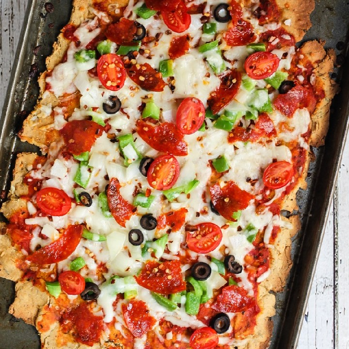 Masa de pizza de quinoa: Recetas quinoa