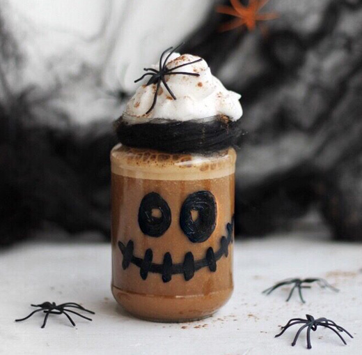 recetas para Halloween saludables de El Corte Ingles by FIT HAPPY SISTERS