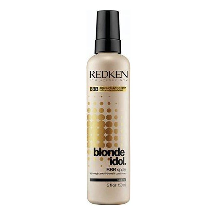 Blonde Idol BBB Spray de Redken: productos ondas profesionales