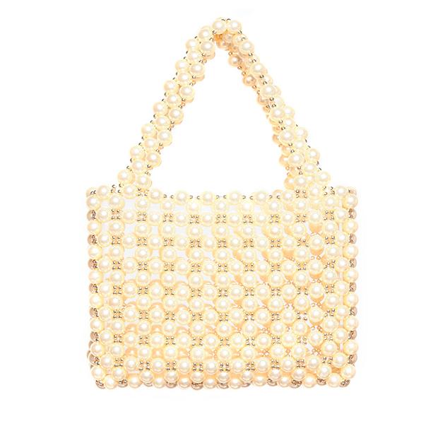 Regalos de navidad 2018: bolso de perlas