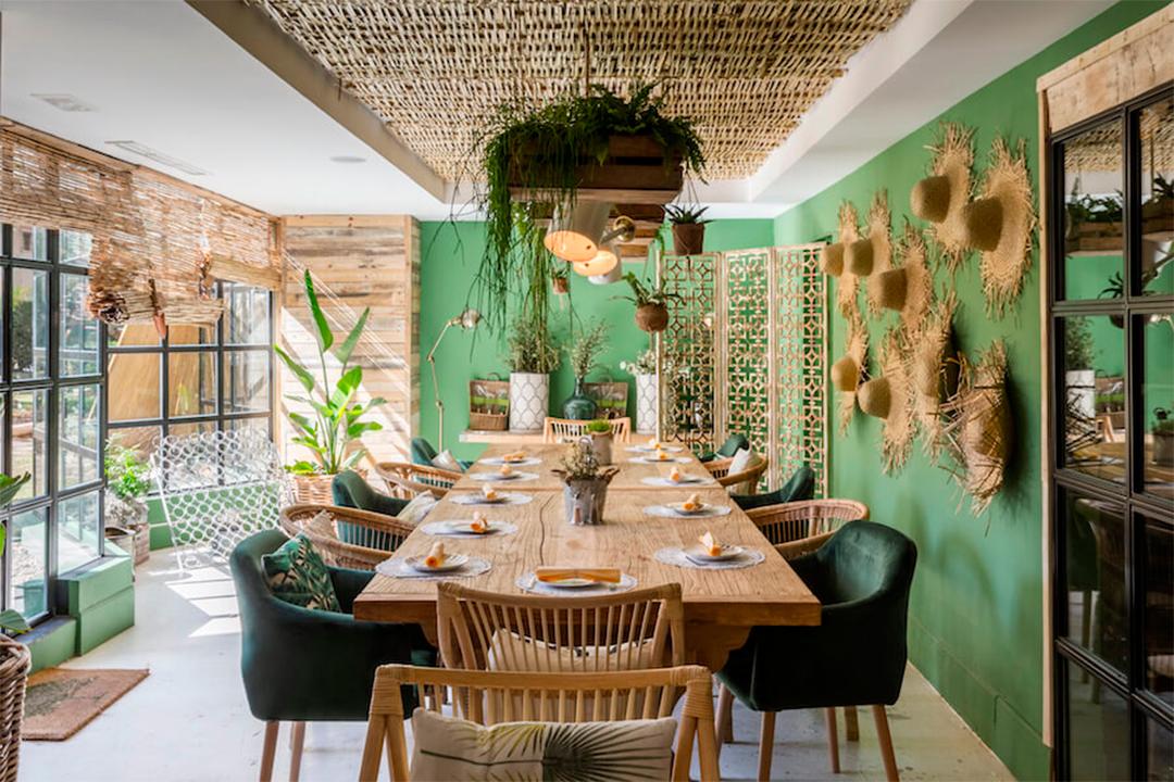 Restaurantes para celíacos: Organic Market & Food