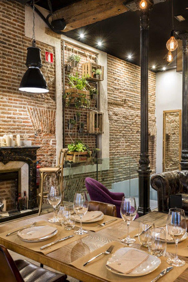 Los mejores restaurantes para una cena de empresa stylelovely - Restaurante para navidad ...