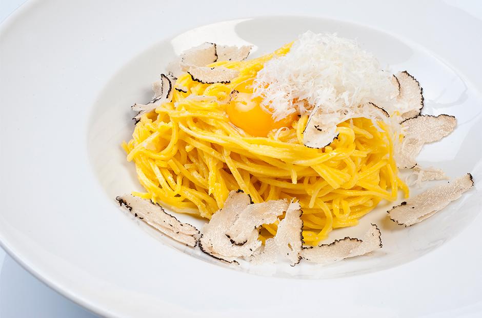 Restaurantes italianos de Madrid: Gioia