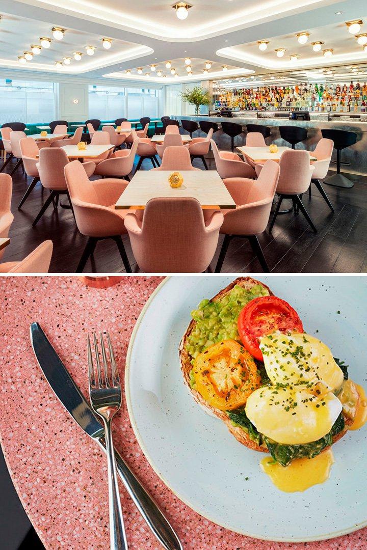 Restaurantes Londres: Bronte