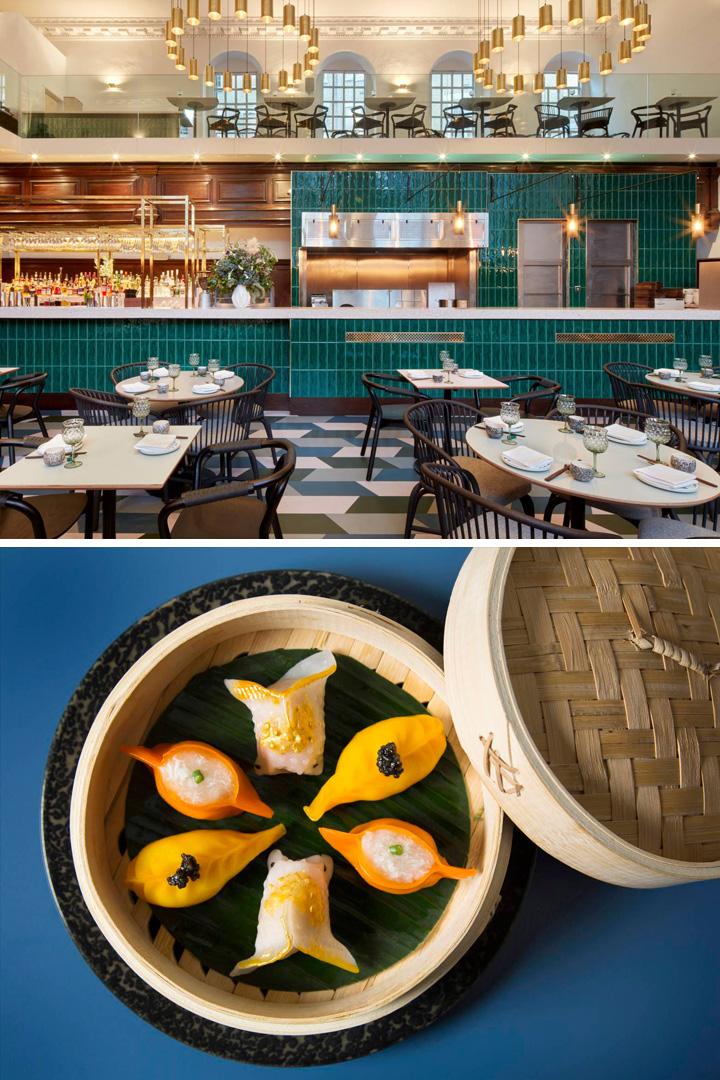 Restaurantes Londres: Dudell´s