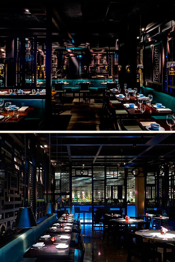 Restaurantes Londres: Hakkasan