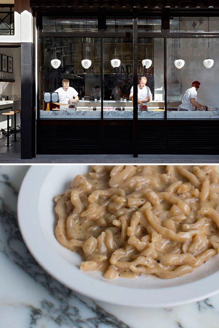 Restaurantes Londres: Padella