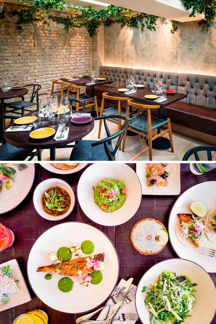 Restaurantes Londres: Peyotito