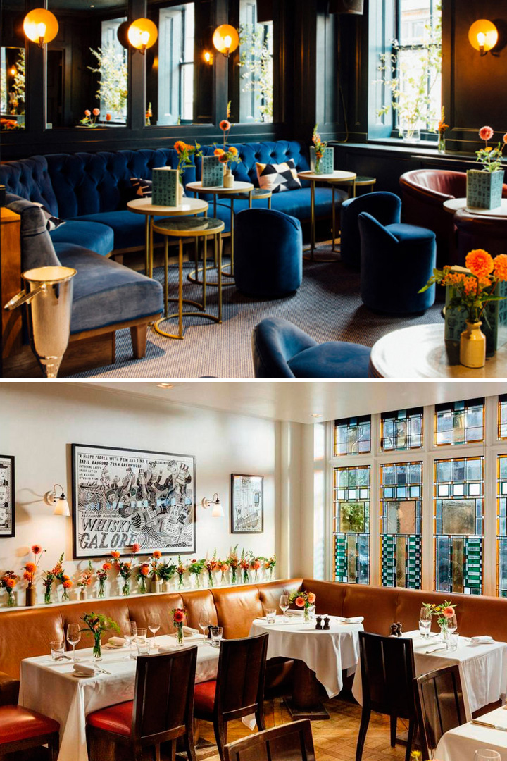Restaurantes Londres: Quo Vadis