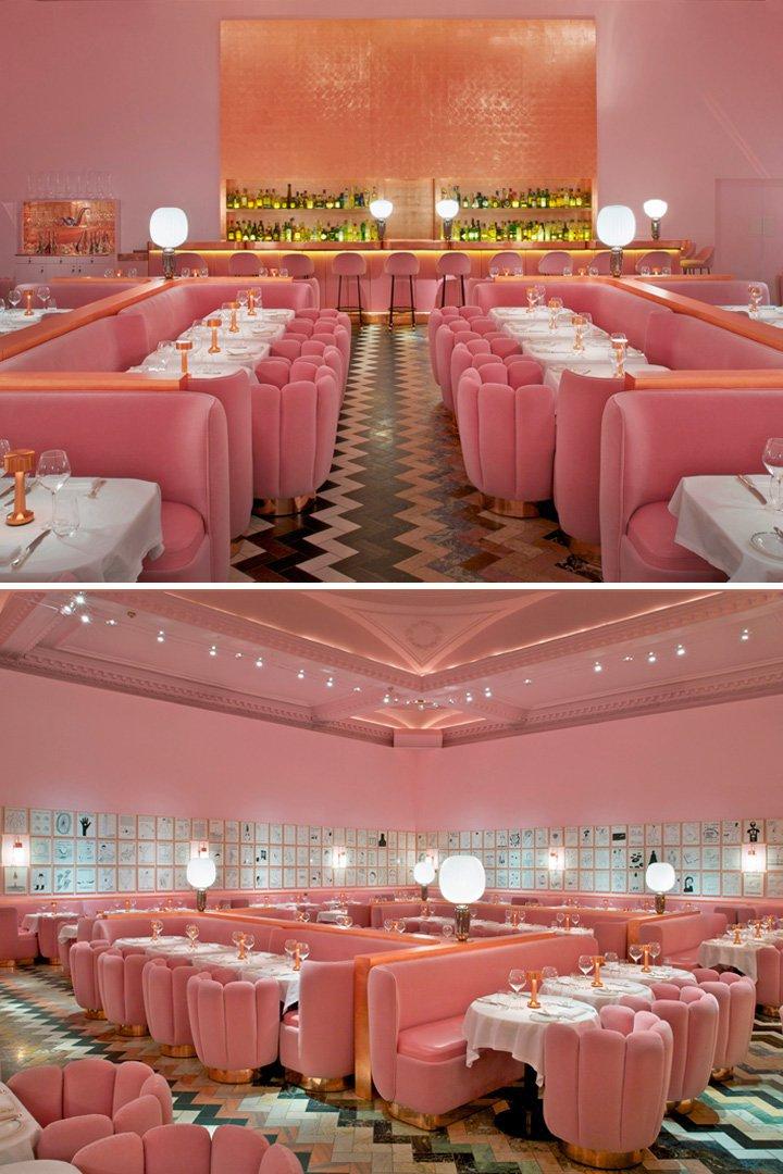 Restaurantes Londres: Sketch