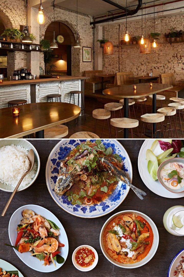 Restaurantes Londres: Som SAA