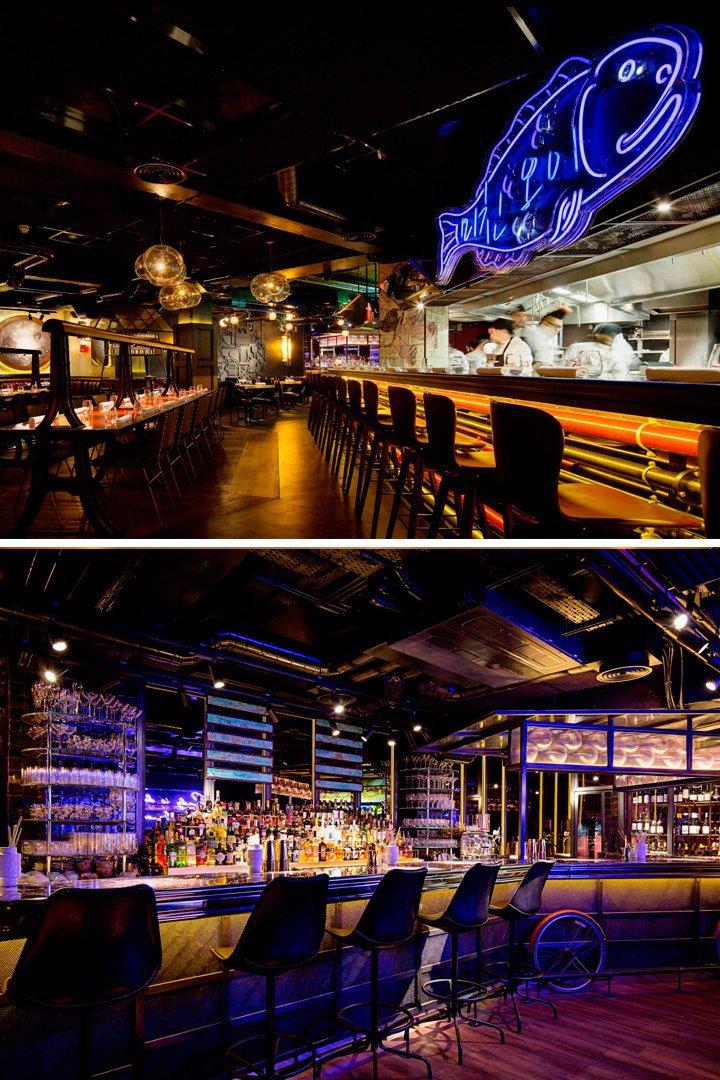 Restaurantes Londres: StreetXO London