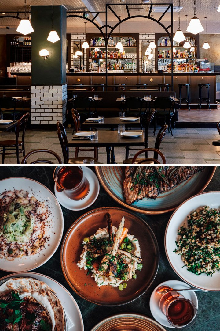 Restaurantes Londres: Yosma