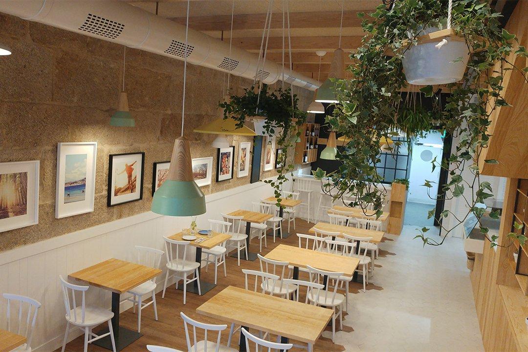 Restaurantes para celíacos: Amodo