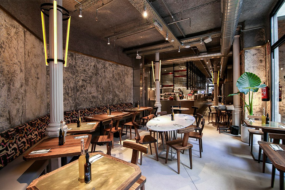 Restaurantes para celíacos: Flax & Kale Passage
