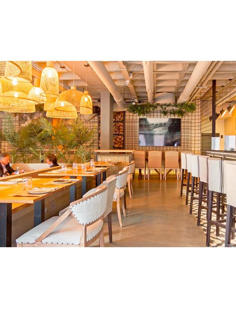 Restaurantes madrid stylelovely - Marieta restaurante madrid ...