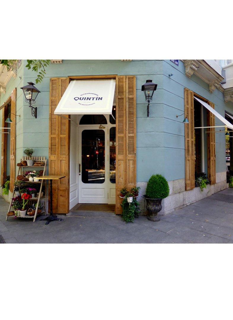 Ultramarinos Quintín restaurante