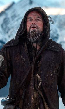 Leonardo Dicaprio, ganador del Oscar a Mejor Actor