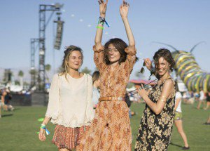 Todo lo que necesitas para triunfar en los festivales de verano