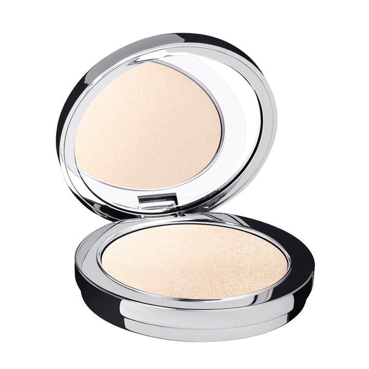 Compact Deluxe Illuminating Powder de Rodial: maquillar ojos según su forma