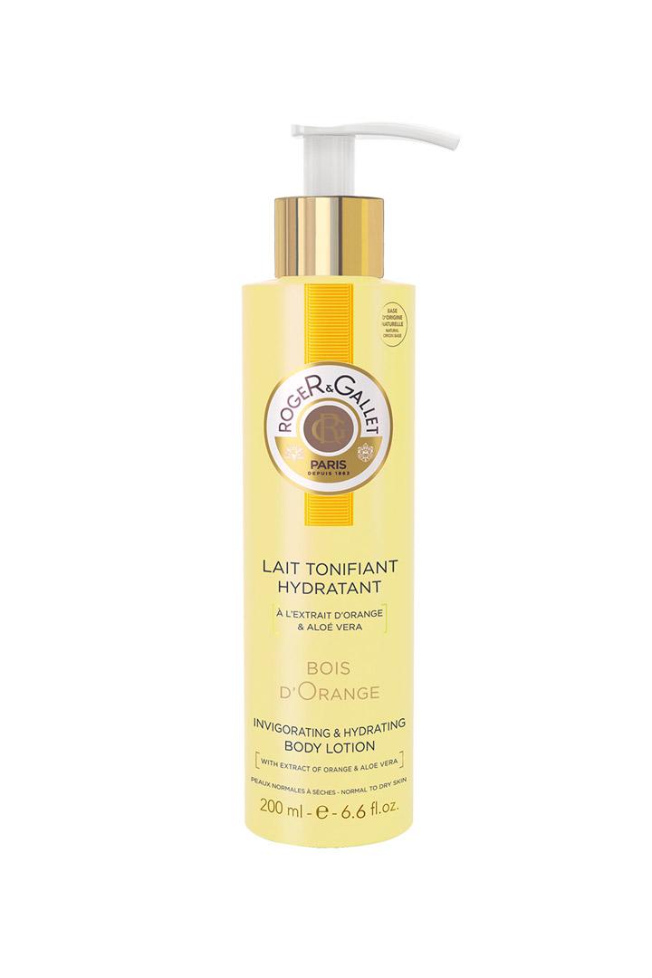 Leche Corporal Bois d'Orange de Roger & Gallet: Mejores cremas hidratantes corporales