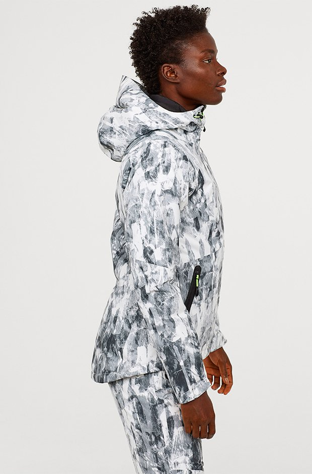 Ropa deporte invierno HM: chaqueta de esquiar