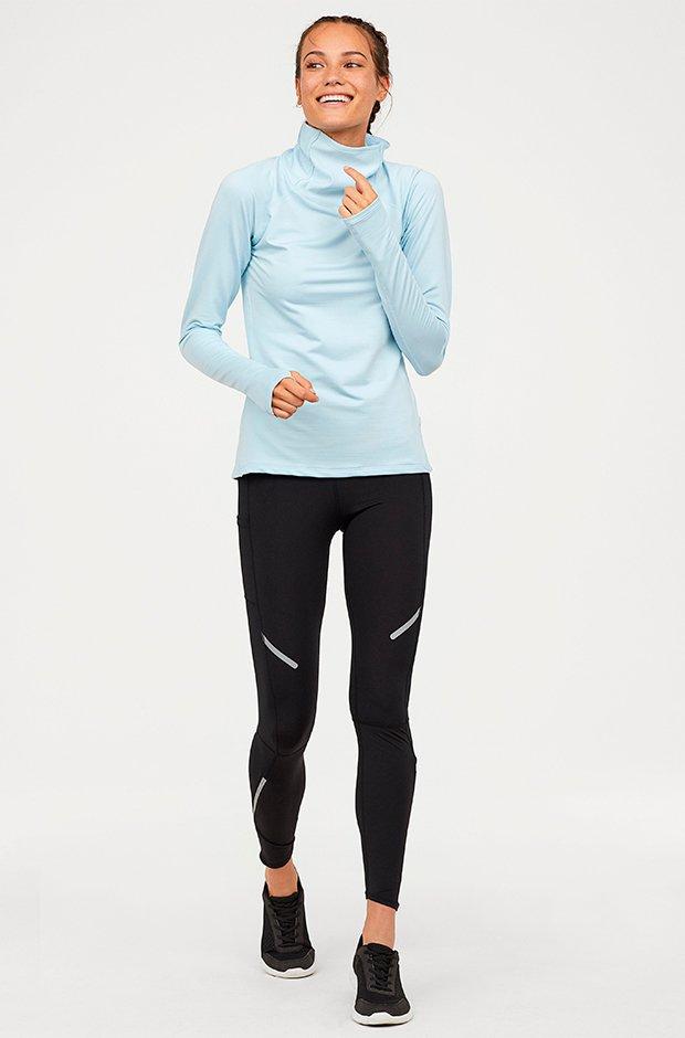 Ropa deporte invierno HM: mallas de correr
