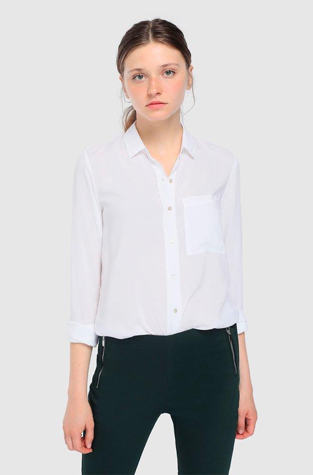 Camisa blanca de Easy Wear
