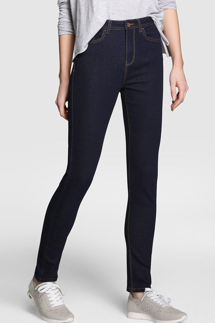 Pantalones Tiro Bajo Ingles
