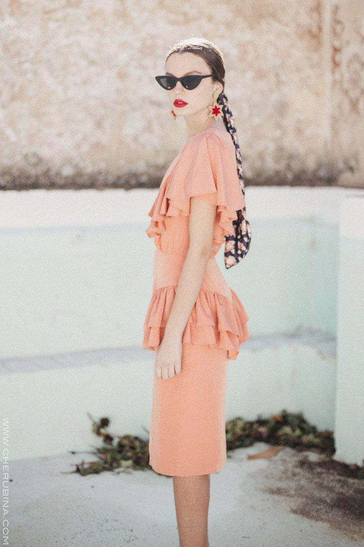 Cherubina: vestidos de invitada verano
