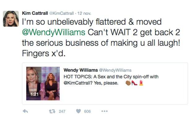Samantha Jones Sexo en Nueva York Spin Off