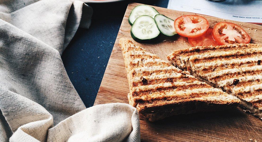 Recetas de sandwiches