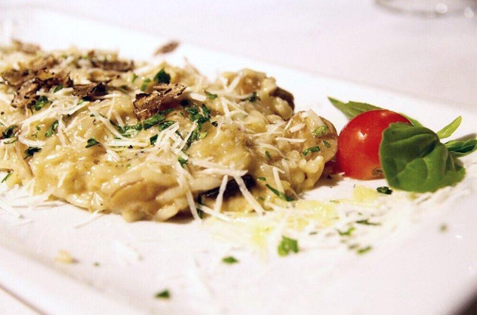 Restaurantes italianos de Madrid: Sant Arcangelo