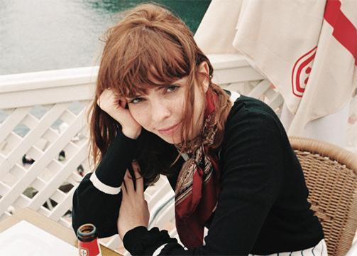 """Entrevista a Sara Herranz para """"Lovely The Mag o8"""""""