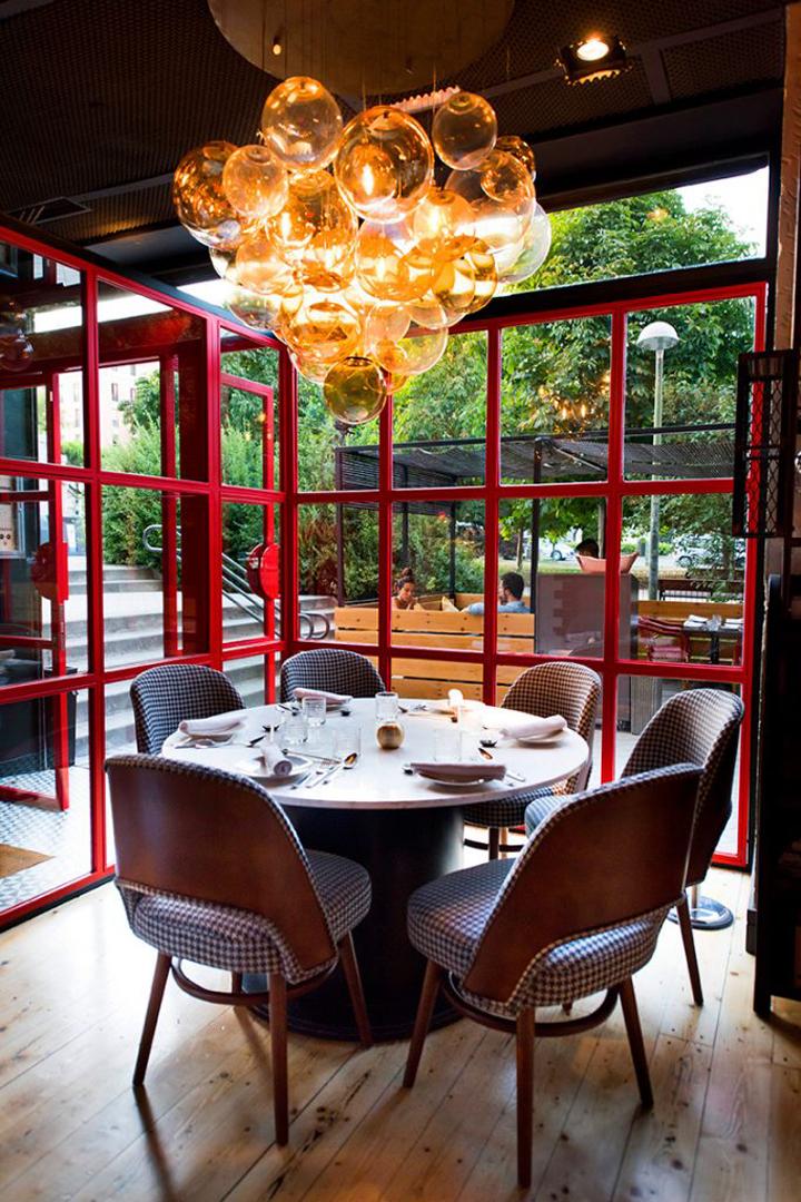 restaurantes exóticos madrid comida fusión