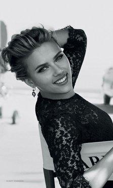 El estilo de Scarlett Johansson