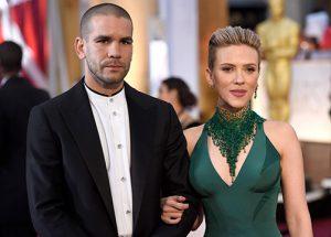 Scarlett Johansson se separa tras dos años de matrimonio