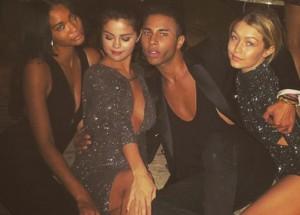 ¿Cómo han celebrado el nuevo año las celebrities?