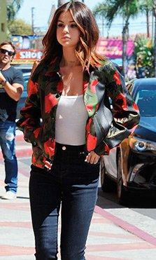 Selena Gomez bate un nuevo récord en Instagram