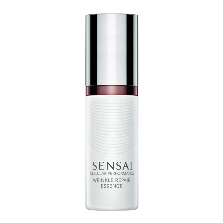 Serum Cellular Performance Wrinkle Repair Essence de Sensai: productos eliminar fatiga rostro