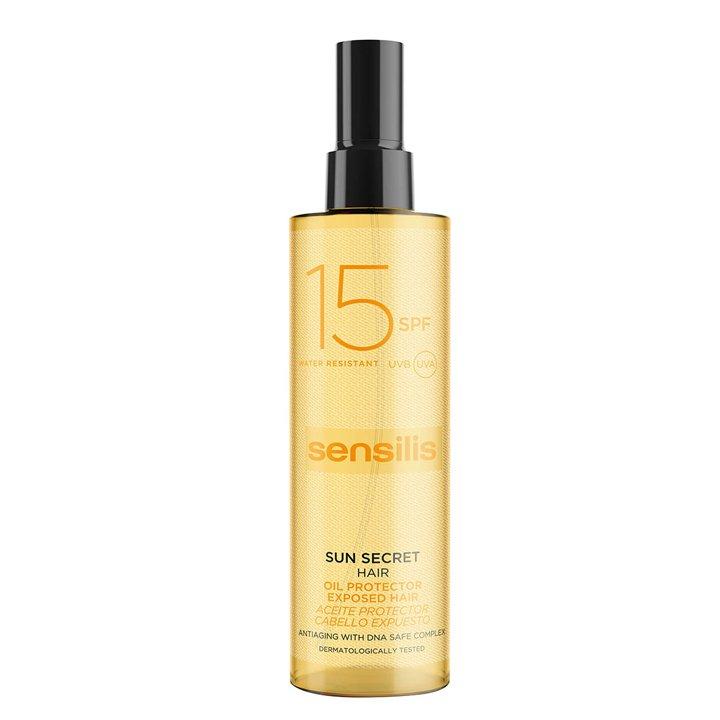 Sensilis: productos proteger cabello del sol