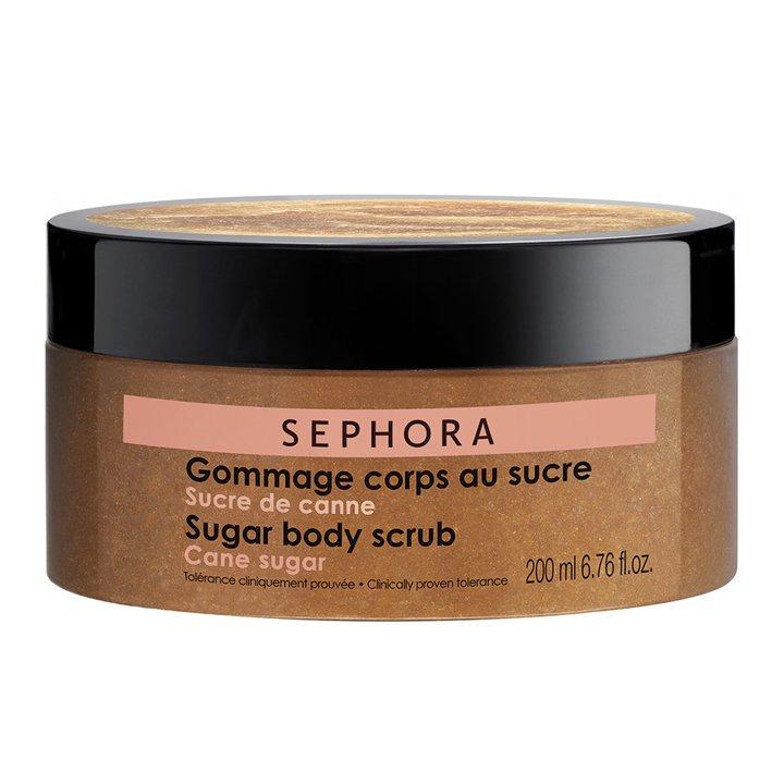 Exfoliante Corporal Azúcar de Sephora: secretos de belleza de las celebrities