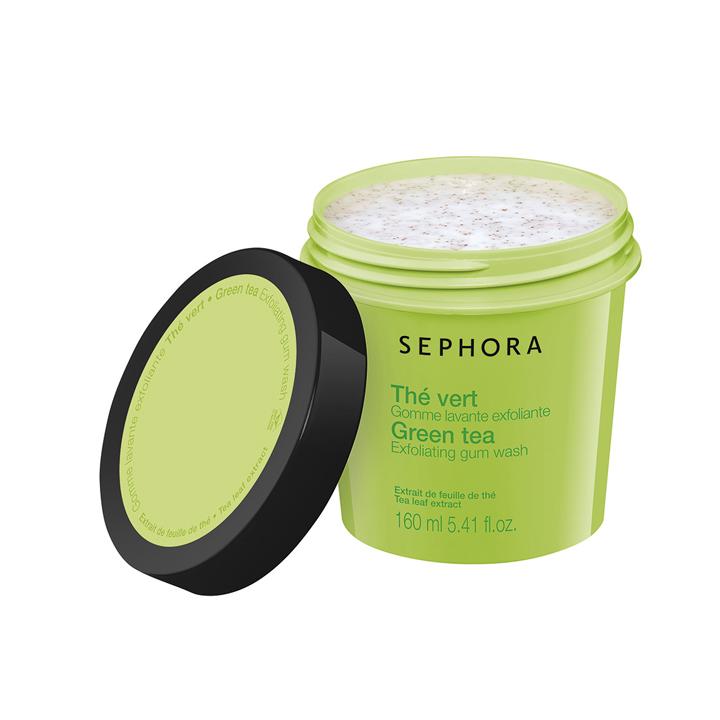 Limpiador exfoliante de Sephora: productos cuidar piel seca invierno