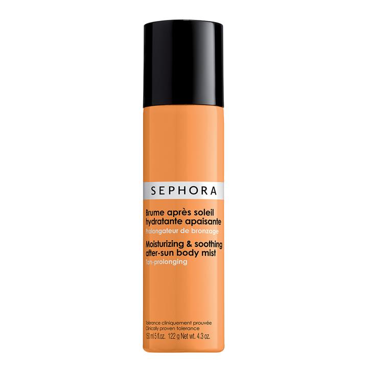 Bruma aftersun hidratante calmante de Sephora: productos para cuidar la piel
