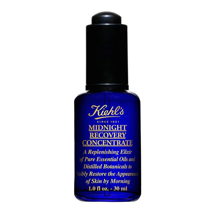 Midnight Recovery de Kiehl's: cosméticos más icónicos